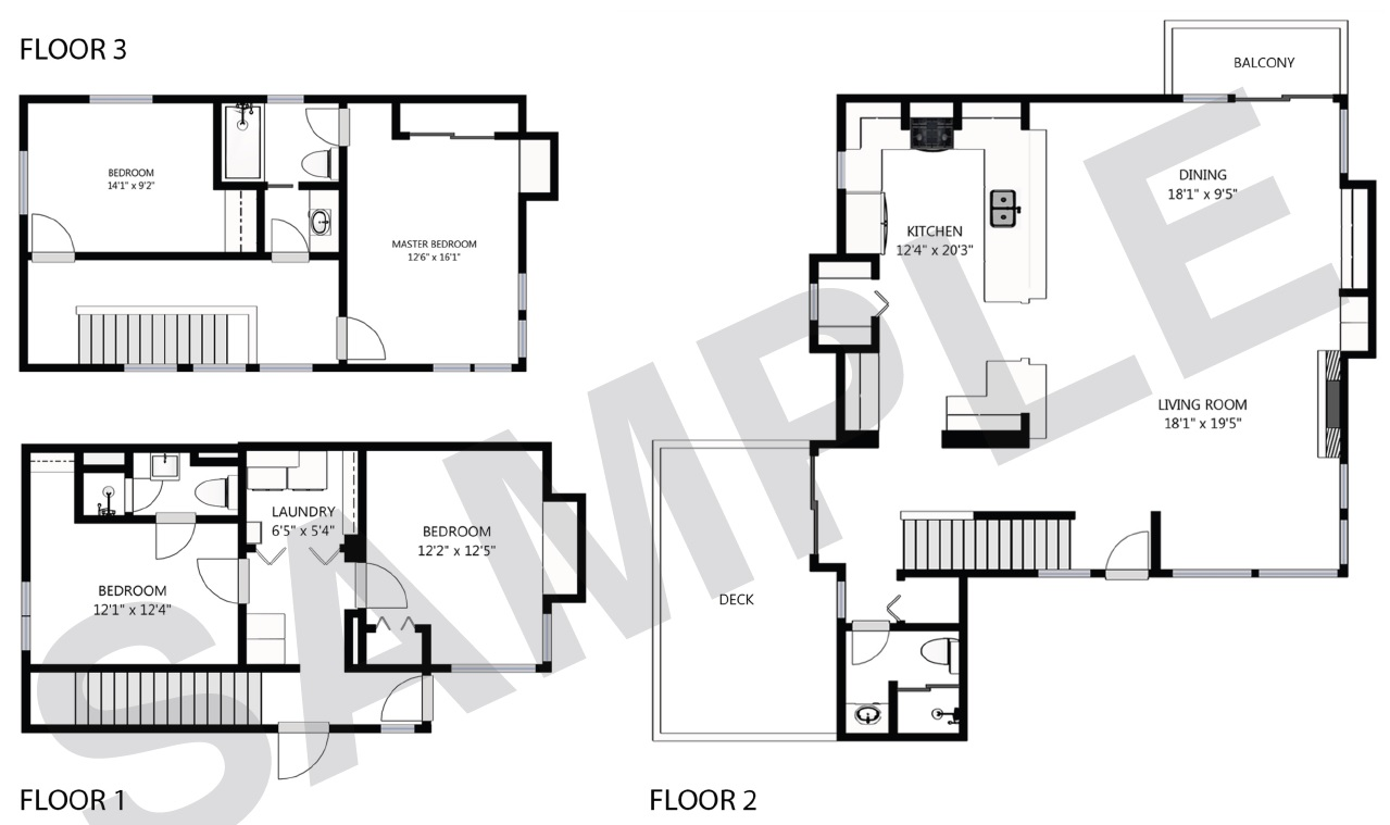 Perran3d pricing for House plans with virtual walk through